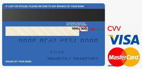 numéro cvv carte bancaire Où se trouve le CVV de ma carte bancaire – DorcelStore